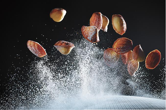 保留稍縱即逝的美味 可頌甜甜圈之父多明尼克‧安賽爾的瑪德蓮
