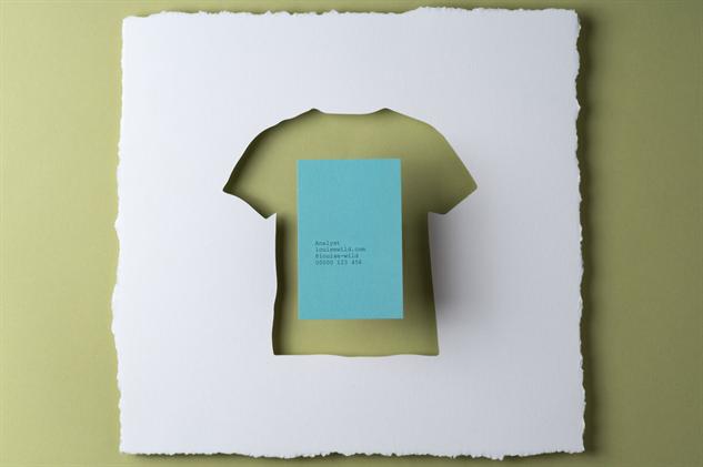 古代造紙術復興!MOO 將棉 T 印製為名片