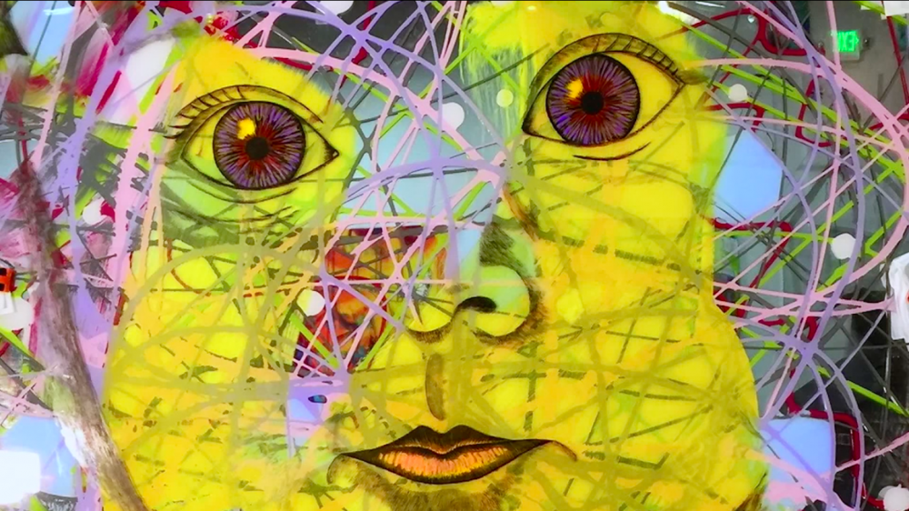 喜劇天王金凱瑞《I Needed Color》藉藝術創作逆轉憂鬱症人生