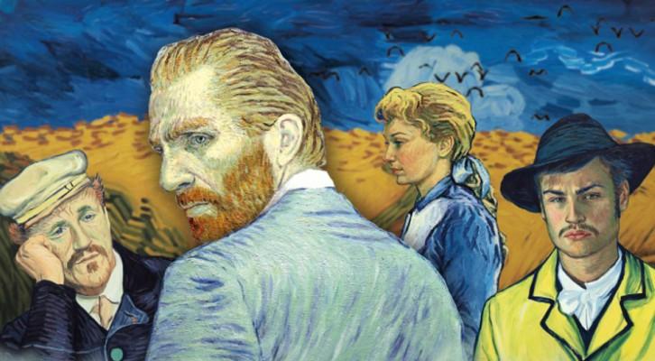 每秒12張手繪油畫!世界首部油畫電影《梵谷:星夜之謎》讓星空、麥田等120幅名畫動起來 - LaVie 設計改變世界