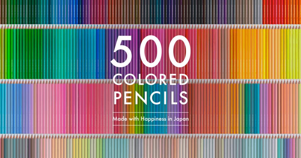 做出世界上最美的彩色鉛筆!日本Felissimo「500色鉛筆」創造完美顧客體驗的2種方法_03
