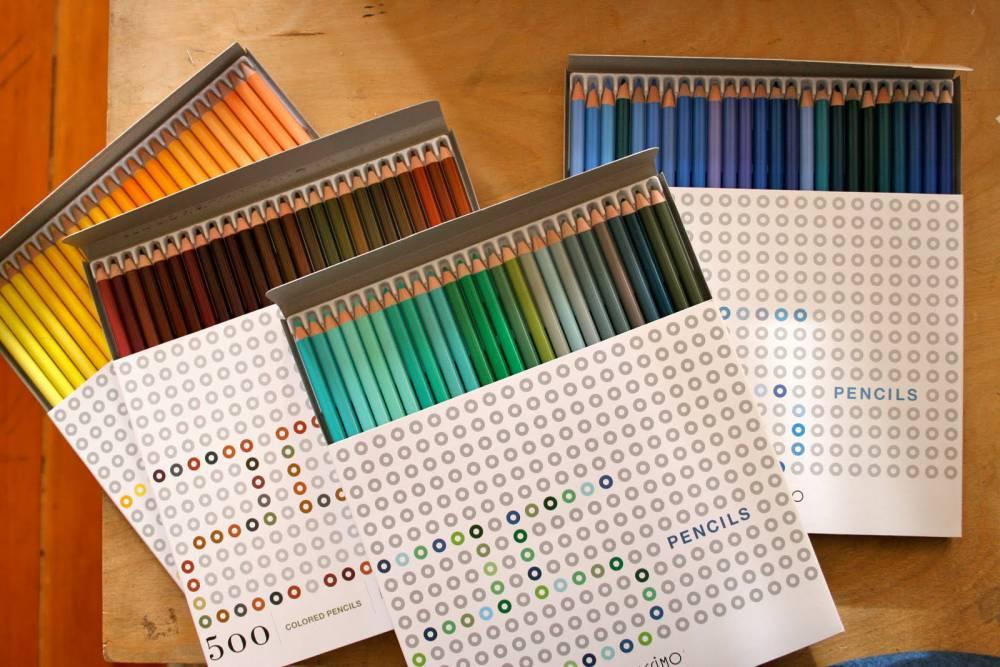 做出世界上最美的彩色鉛筆!日本Felissimo「500色鉛筆」創造完美顧客體驗的2種方法_08