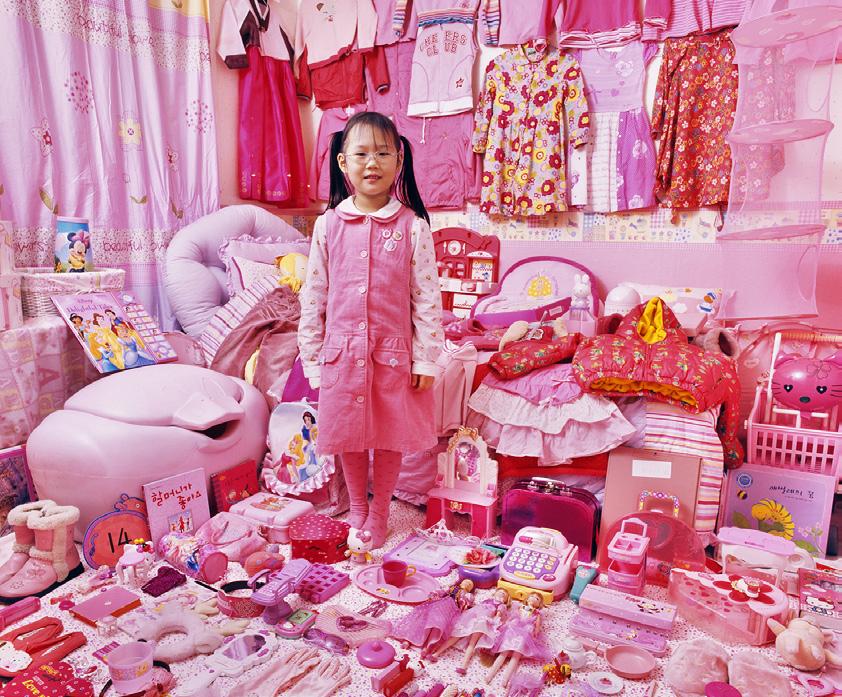 為什麼粉紅色是女孩的顏色、藍色是男孩的顏色?擁有誤會、偏見與各種策略的色彩