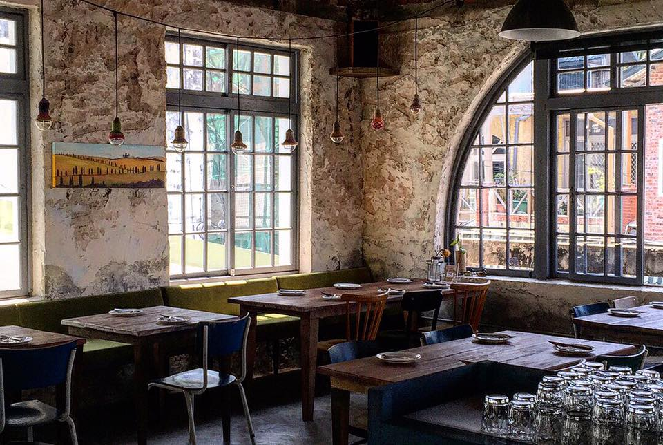 百年老洋房改造複合式商店 波波廚房帶你穿越時空