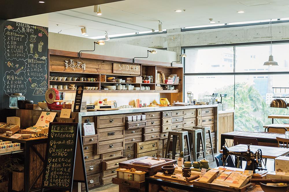 顛覆喝茶等於老派的觀念!走訪三間藏身台北鬧區的時尚風格台茶屋 - LaVie 設計改變世界