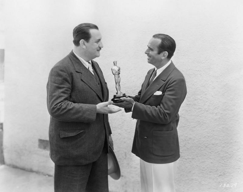 第一屆奧斯卡獲頒「最佳字幕寫作」獎的Joseph W. Farnham