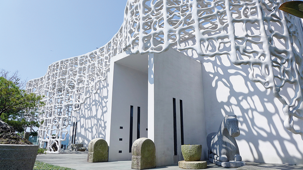 走進隱身陽明山的療癒空間!窺探「自然洋行」台灣建築師曾志偉的詩意建築美學