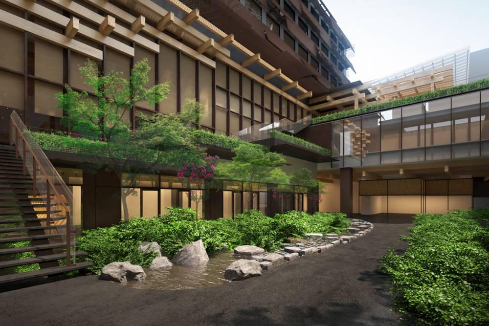 京都Ace Hotel Kyoto登場!隈研吾操刀 古都百年文化遺產變身時髦精品旅館
