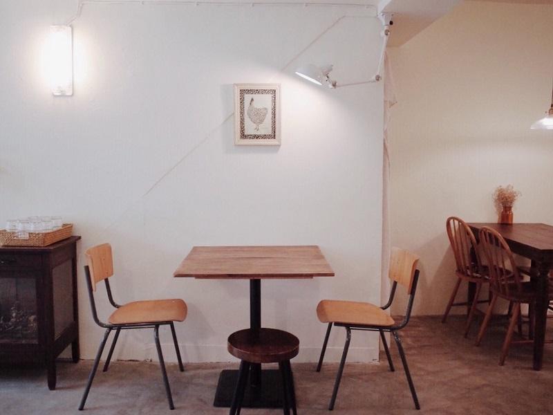 【La Vie TOP 10】苦後會回甘、抹茶小山蛋糕!走進行天宮巷弄老宅的三間簡約風甜點咖啡店