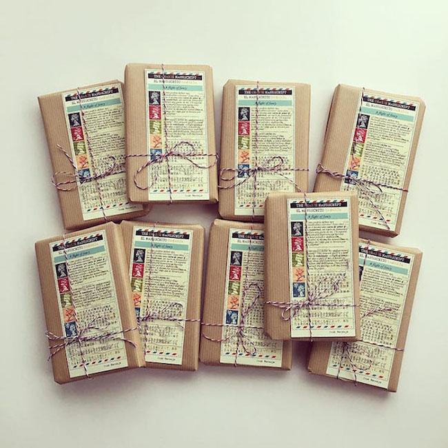 前航空工程師超細膩手繪紀錄環遊世界!裝滿12本Moleskine筆記的旅行藝術!15