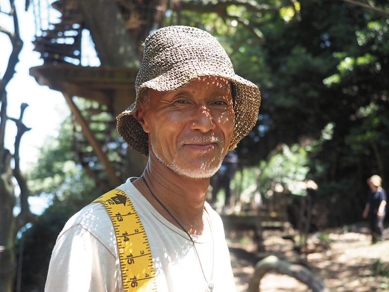 與大地為伍的建築職人!日本樹屋達人小林崇的樹屋玩樂提案_03