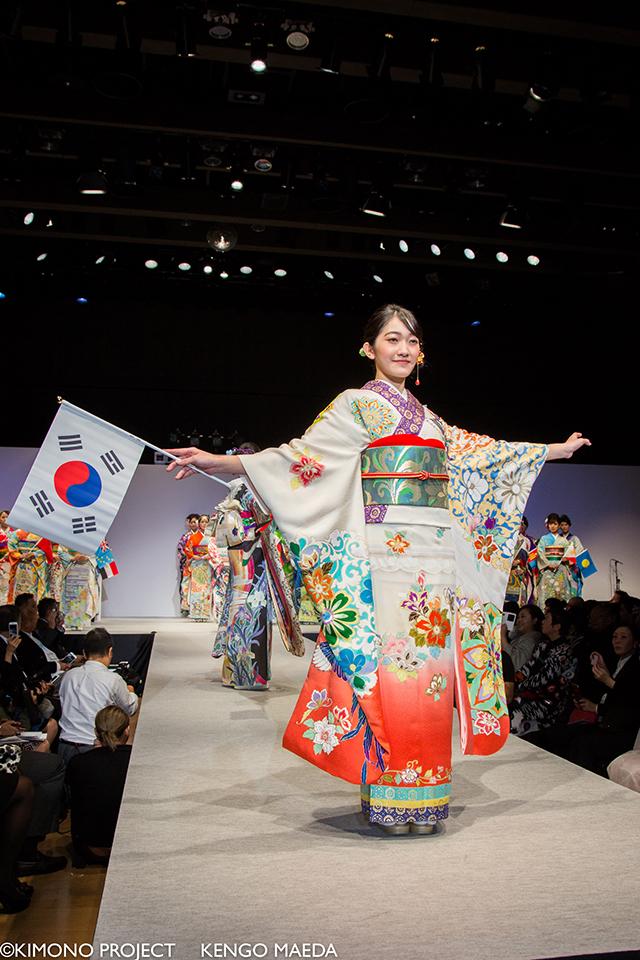 2020東京奧運和服計畫!日本職人打造全球特色和服  台灣藍鵲、梅花入台灣款設計