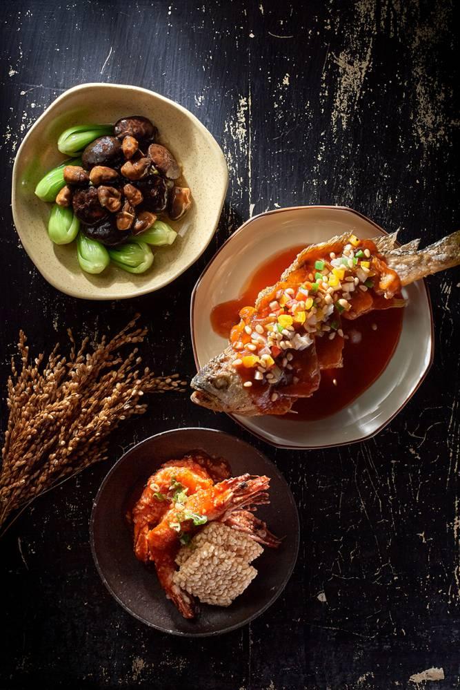 台北「米香」台菜餐廳重現百年美味菜譜!_04