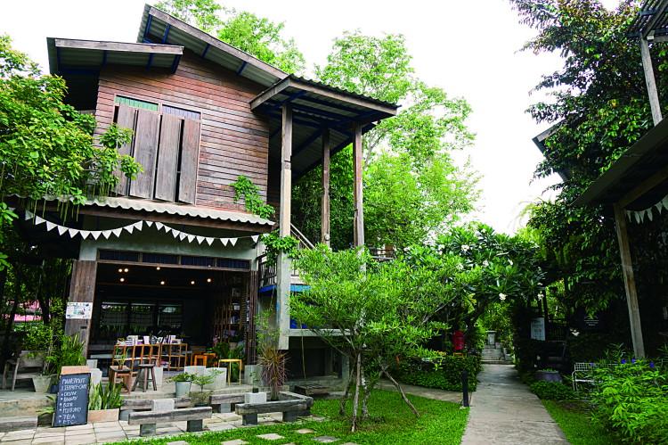 Baan Kang Wat藝術村