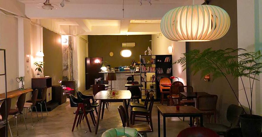以深夜咖啡店、書店和茶屋作為夜晚的最終站!台北夜行人最愛的「薄荷夜」