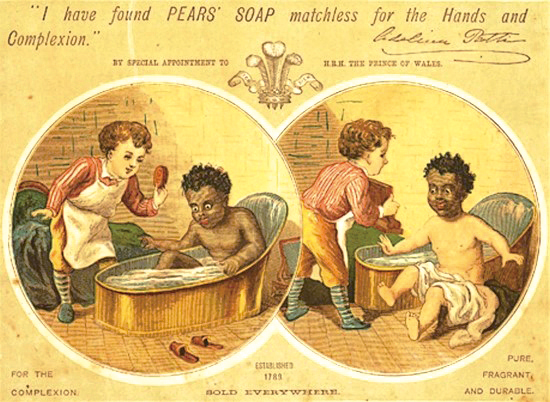 梨牌香皂(Pears Soap)廣告