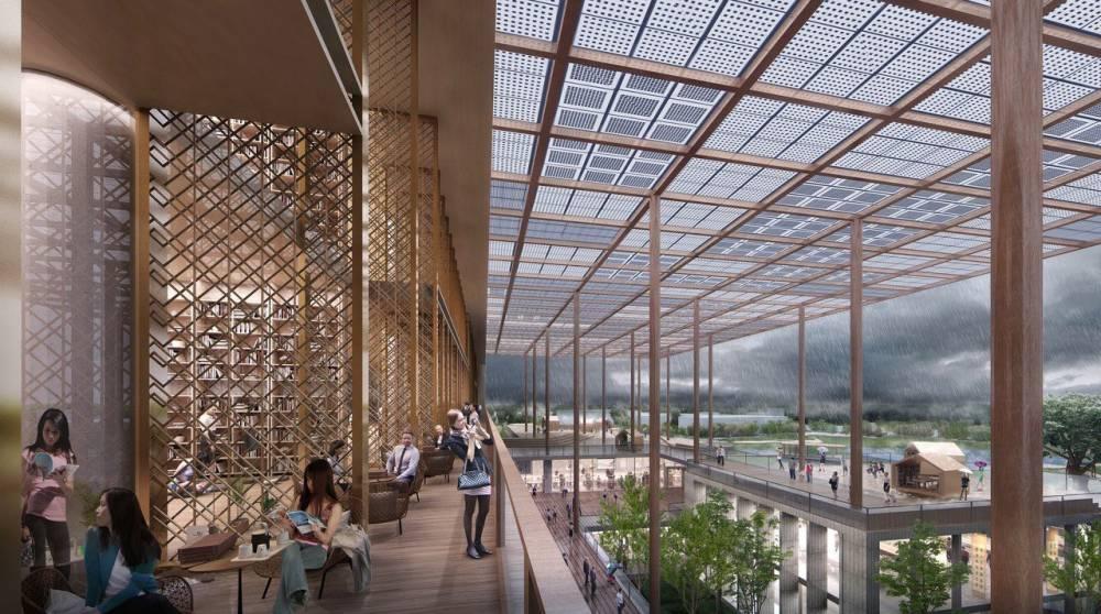 台南「國家圖書館南部分館」