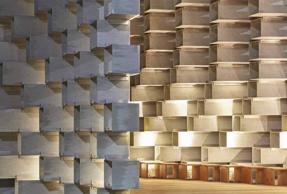 丹麥BIG建築2016蛇形藝廊大作「拉鍊」建築展亭再度亮相6