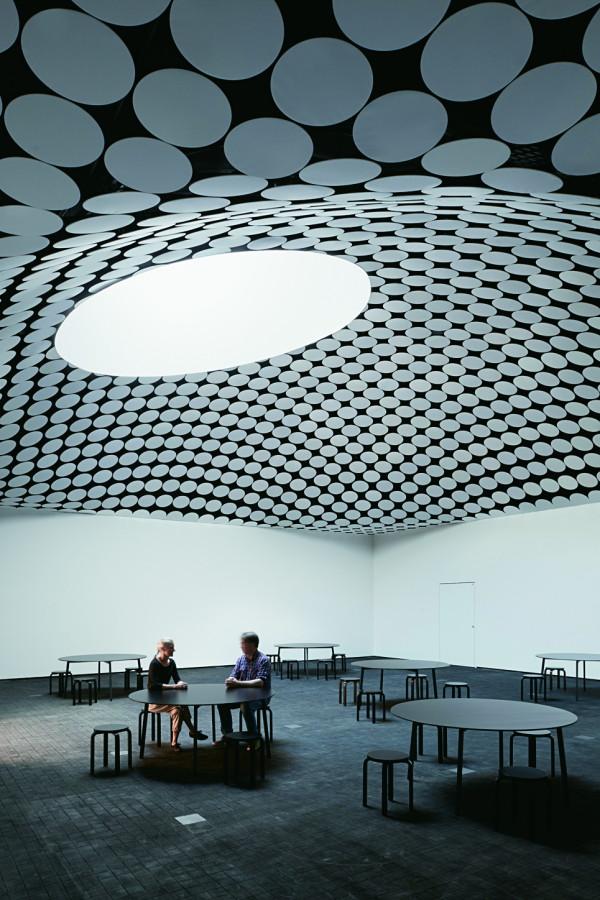 芬蘭「Amos Rex」美術館4