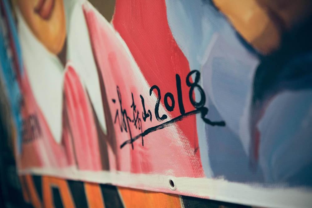 台灣看板畫師謝森山的匠人魂!手繪電影看板一甲子「我的一切都是從電影彩繪而來的」_06