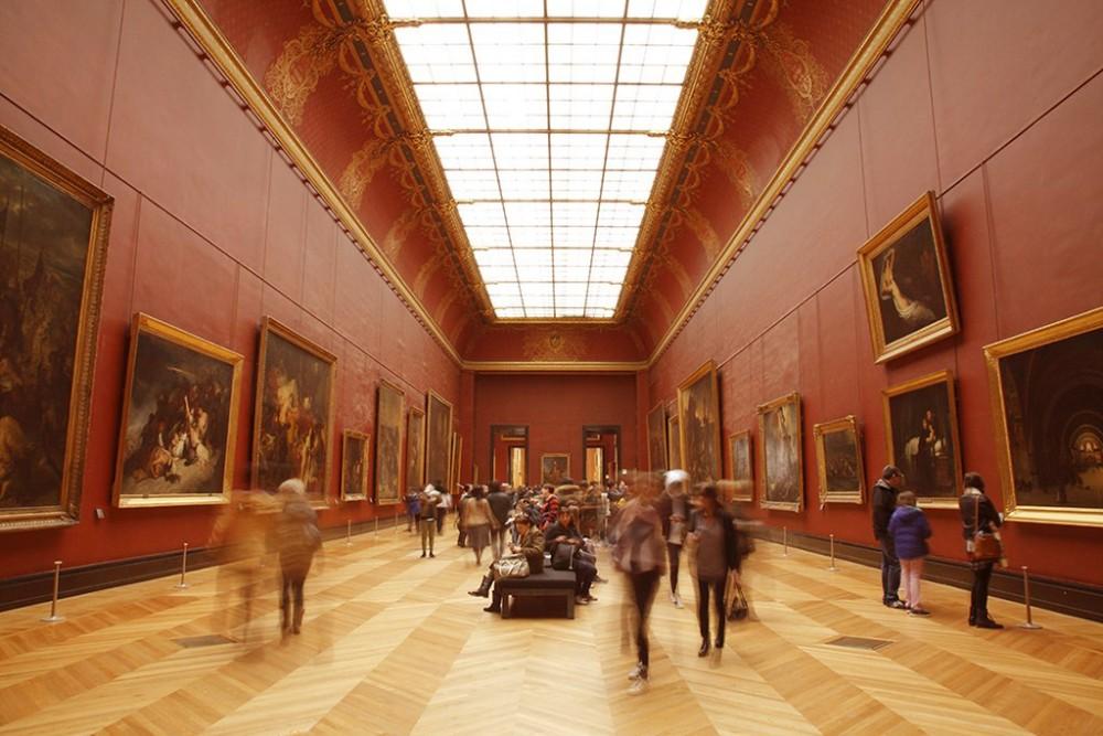 法國羅浮宮