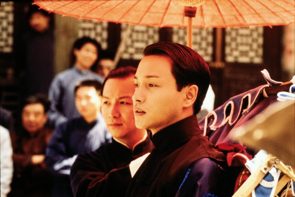 影壇曠世名作《霸王別姬》25周年數位修復版重返大銀幕