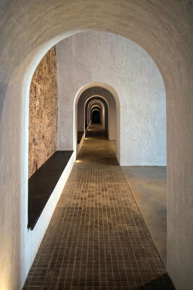 西班牙藏身山間的古堡 D'Or Museum