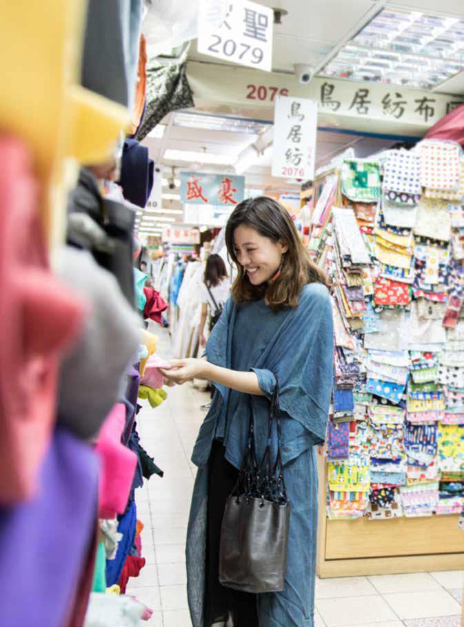 台灣織品藝術家鍾瓊儀的無限可能性織品美學