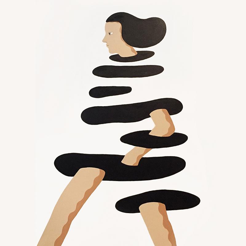 穿越黑洞即是家鄉!旅美泰國藝術家Gongkan創作出由現實通往自由的時光機!_02