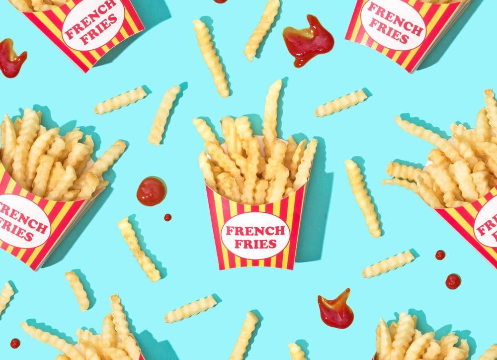 薯條英文French Fries