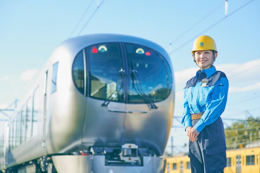 妹島和世X日本西武鐵道!隱形特快列車即將於2018開動!