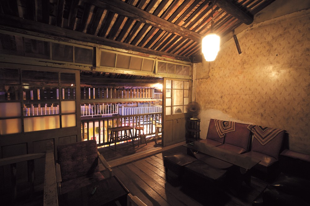 台南神農街老屋酒館「太古taikoo」