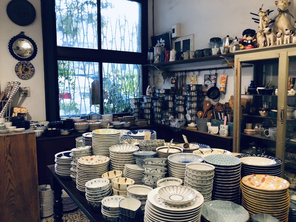黃紹琪省下空間裝修費,將售價直接回饋給客人,唯有物超所值才能打動精明的台南消費者