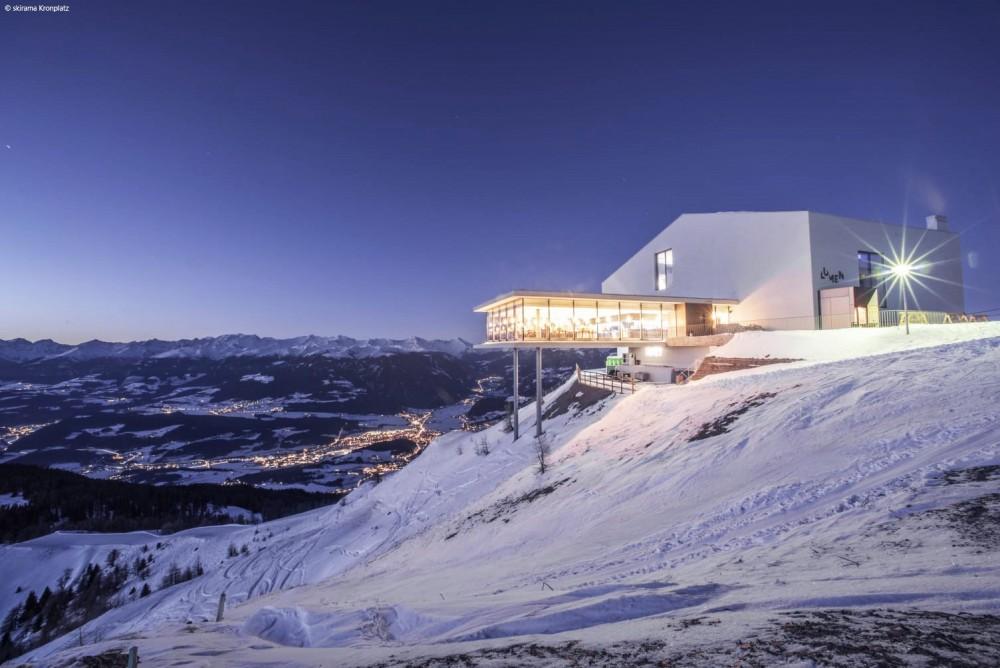 義大利擁有絕世雪景的秘境Lumen美術館!