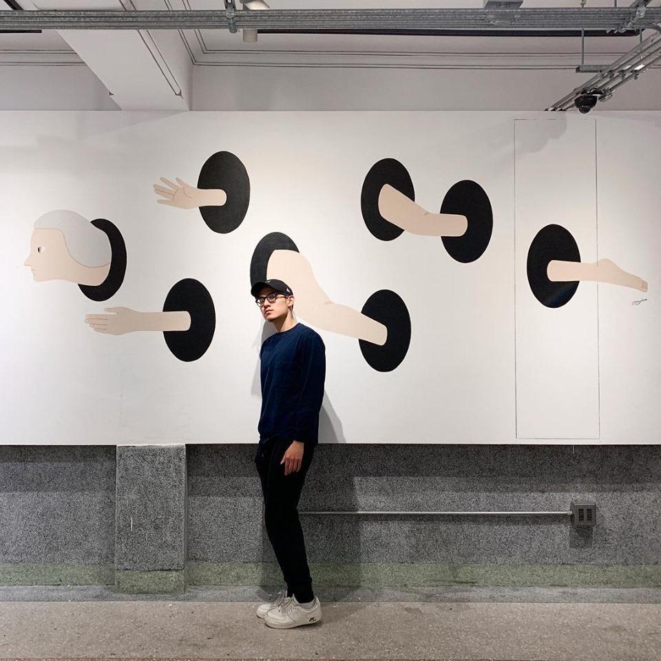 穿越黑洞即是家鄉!旅美泰國藝術家Gongkan創作出由現實通往自由的時光機!_10