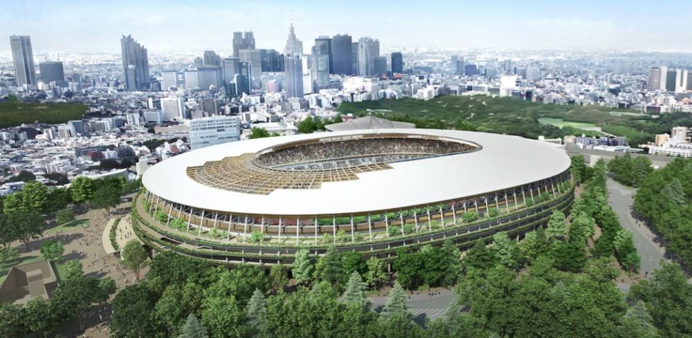 隈研吾險勝伊東豊雄!2020東京奧運新國立競技場方案拍板確認!