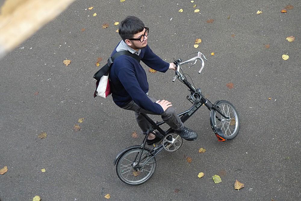 倫敦騎單車,騎的是一種態度!台灣插畫家鄒駿昇的單車私房景點
