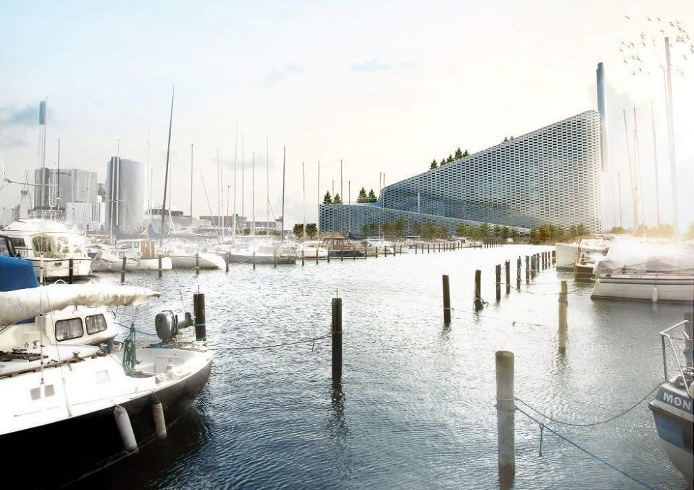 在發電廠上玩滑雪?丹麥BIG團隊新作、2019最期待建築之一「 CopenHill」正式啟用