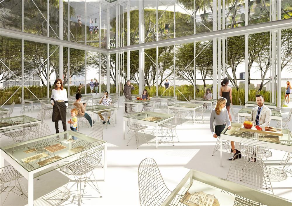 MVRDV打造世界首間藝術品檔案庫展館 全新完工預計2021年對外開放