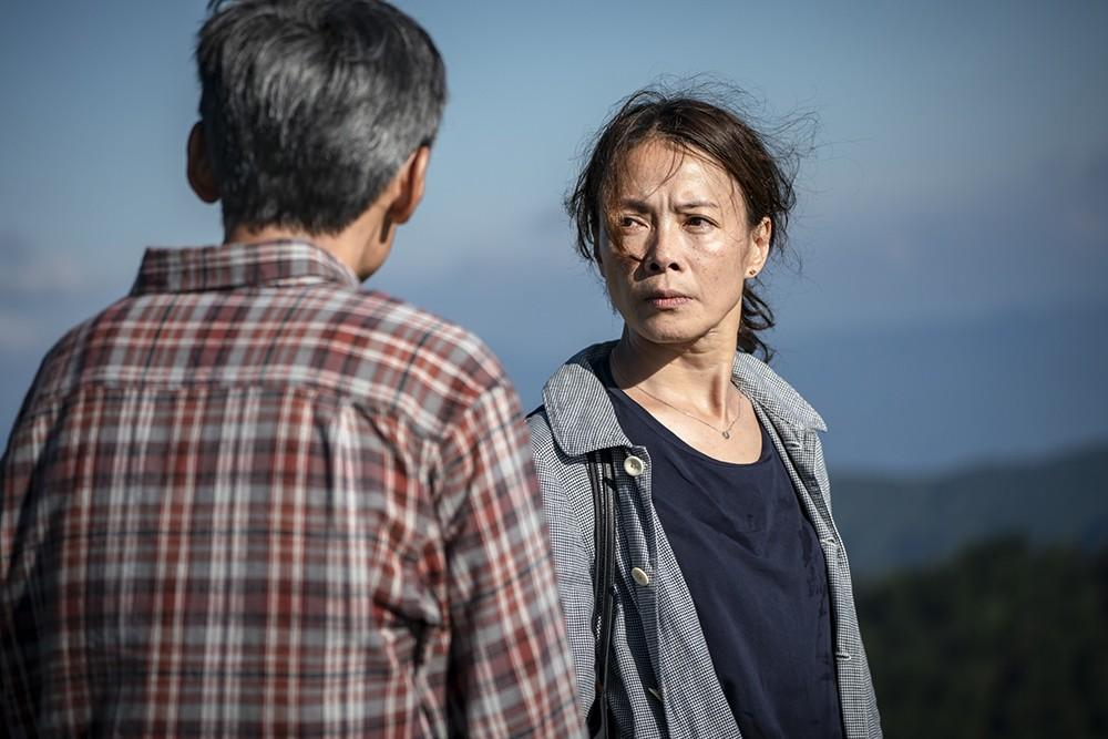 柯淑勤在電影《陽光普照》飾演媽媽琴姊,精湛演技將角逐本屆金馬影后