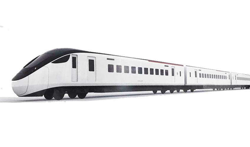 台鐵新城際列車設計細節