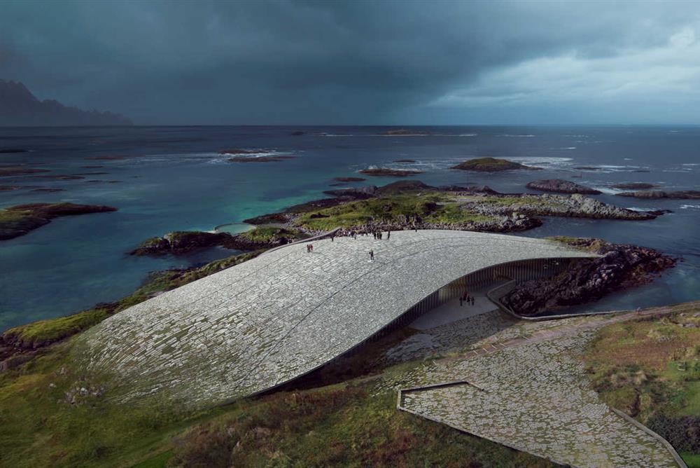 挪威最佳賞鯨新地標「The Whale」!_02