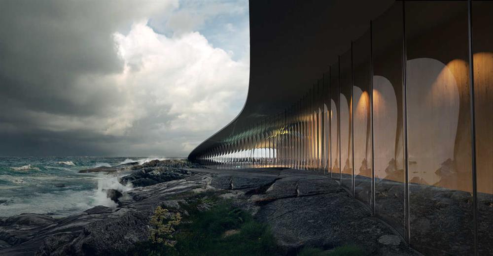 挪威最佳賞鯨新地標「The Whale」!_03