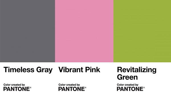 PANTONE推出台北專屬三原色!永恆灰、活力粉、盎然綠《全球城市玩色計劃》台北首站將登場