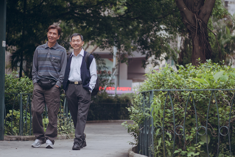 《叔‧叔》太保、袁富華共譜遲暮之戀!用溫暖直視高齡同志的愛情與家庭責任