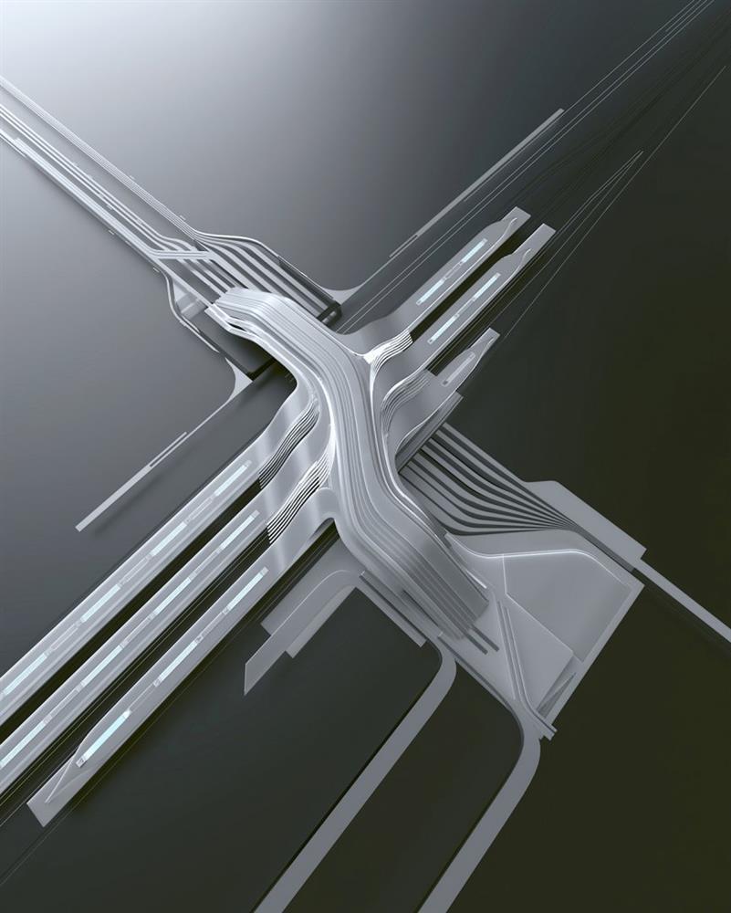 Zaha Hadid建築事務所打造波羅的海巨型轉運站Ülemiste_03