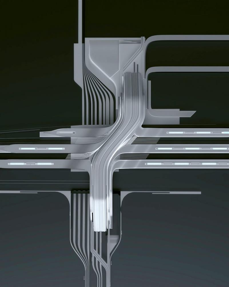 Zaha Hadid建築事務所打造波羅的海巨型轉運站Ülemiste_04