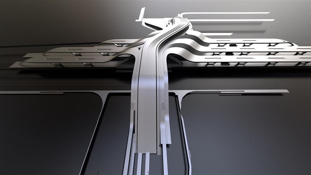 Zaha Hadid建築事務所打造波羅的海巨型轉運站Ülemiste_05