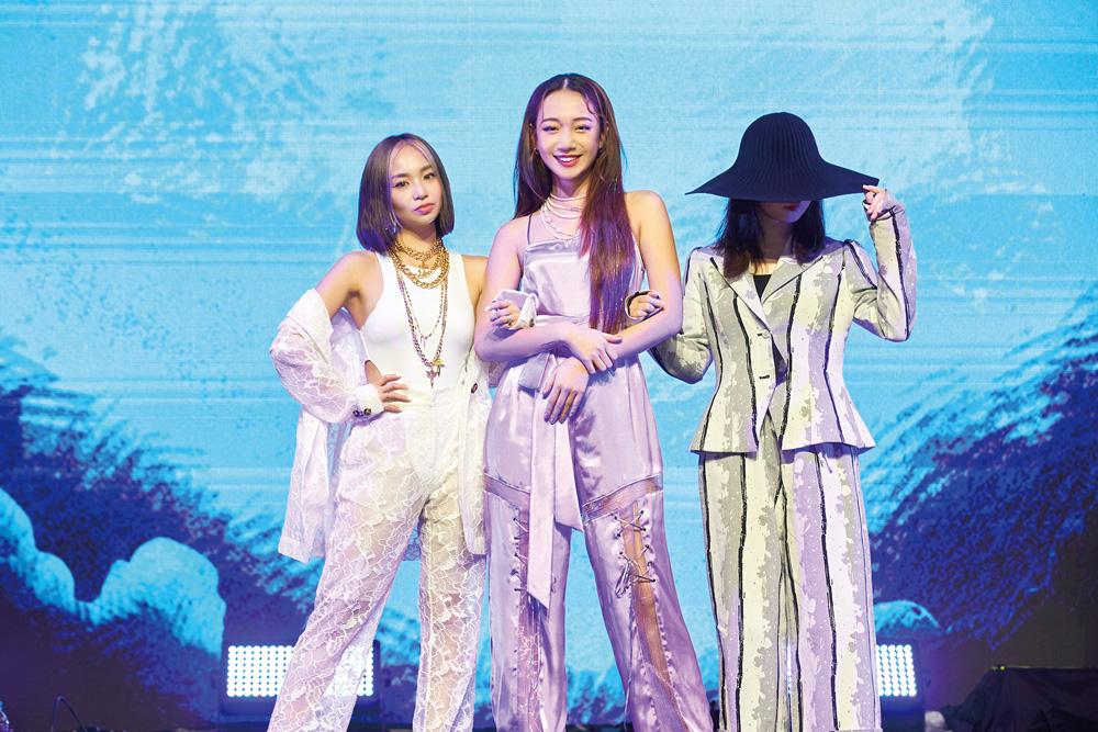 陳芳語、Julia吳卓源和壞特合體舉辦演唱會