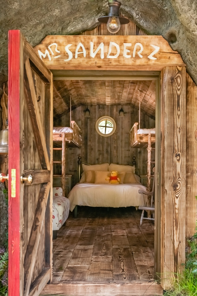 Airbnb推小熊維尼Bearbnb04
